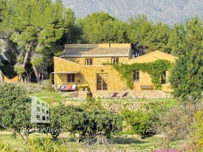 Chalet de 3 habitaciones en Callosa d'En Sarrià en venta con piscina - 490.000 € (Ref: 5134825)