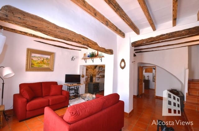 3 bedroom Finca/Country House for sale in Bolulla - € 125,000 (Ref: 5359495)
