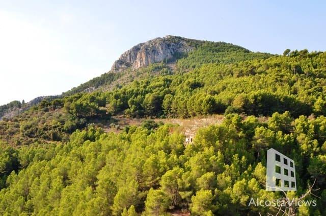 Terrain à Bâtir à vendre à Bolulla - 74 500 € (Ref: 5716155)