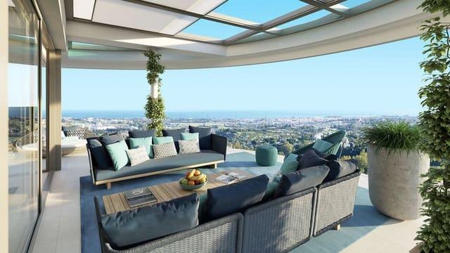 3 bedroom Apartment for sale in Benahavis with pool - € 899,000 (Ref: 5911204)