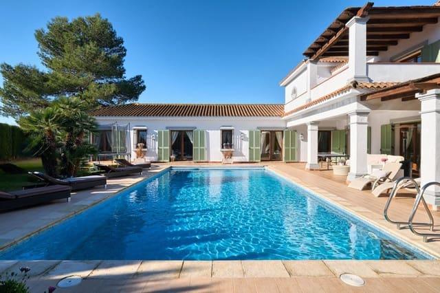 Chalet de 4 habitaciones en Sotogrande en venta con piscina - 995.000 € (Ref: 5911211)