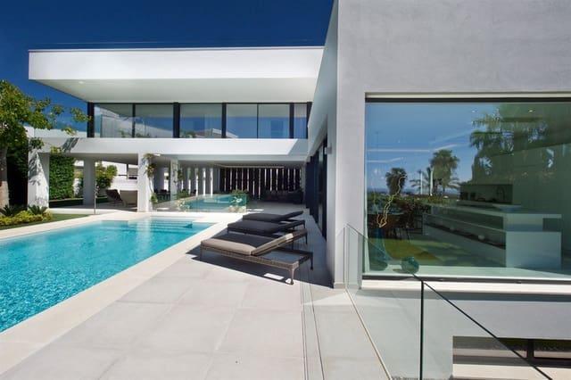 5 soveværelse Villa til salg i La Alqueria (Mijas) med swimmingpool - € 2.350.000 (Ref: 5911502)