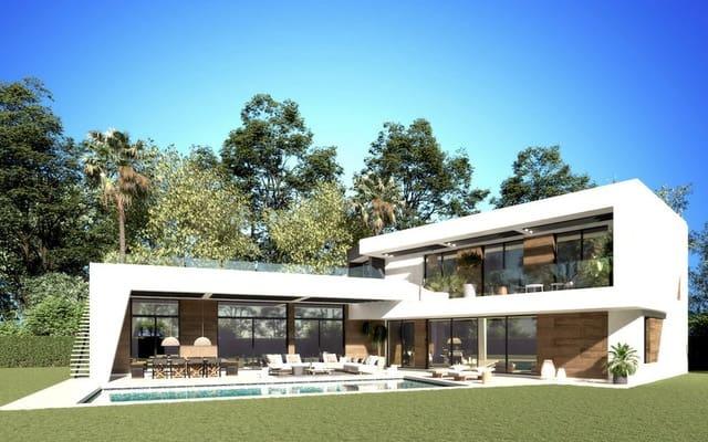 4 bedroom Villa for sale in Guadalmina with pool - € 1,950,000 (Ref: 5963780)
