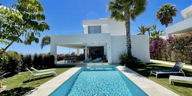 3 soveværelse Villa til salg i Rio Real med swimmingpool - € 1.590.000 (Ref: 6100858)