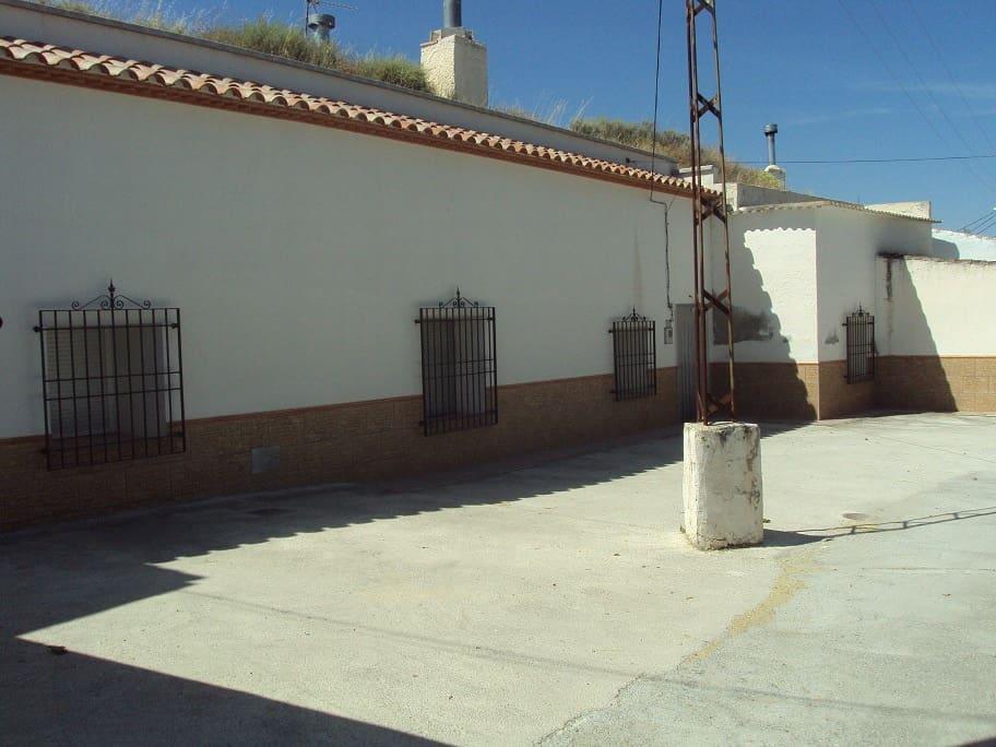 2 soveværelse Hulehus til salg i El Margen med garage - € 85.000 (Ref: 4563540)