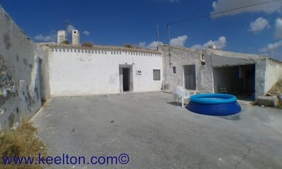 4 bedroom Cave House for sale in La Alqueria with garage - € 55,000 (Ref: 4736322)