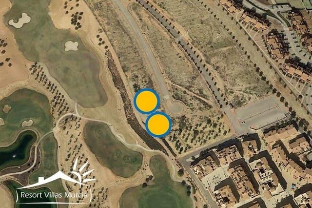 Grunde uden byggetilladelser til salg i Hacienda del Alamo - € 80.000 (Ref: 5781684)