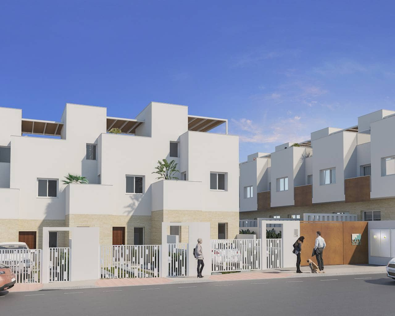3 bedroom Townhouse for sale in Torrevieja with pool - € 233,000 (Ref: 4300993)