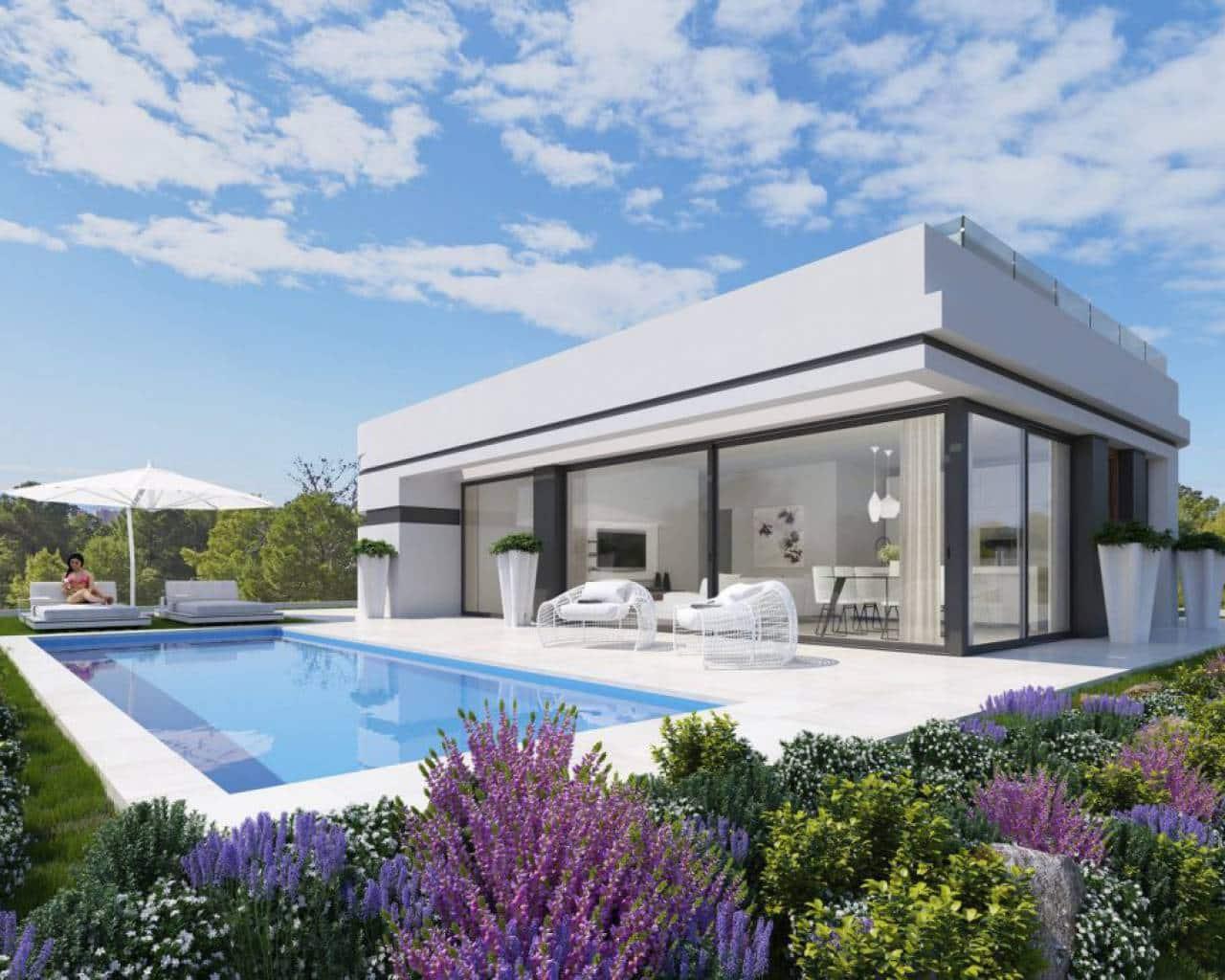 Chalet de 3 habitaciones en Polop en venta con piscina - 295.000 € (Ref: 4301078)