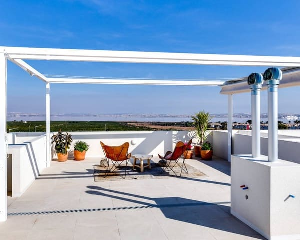 3 bedroom Penthouse for sale in Los Balcones with pool garage - € 231,000 (Ref: 4301129)