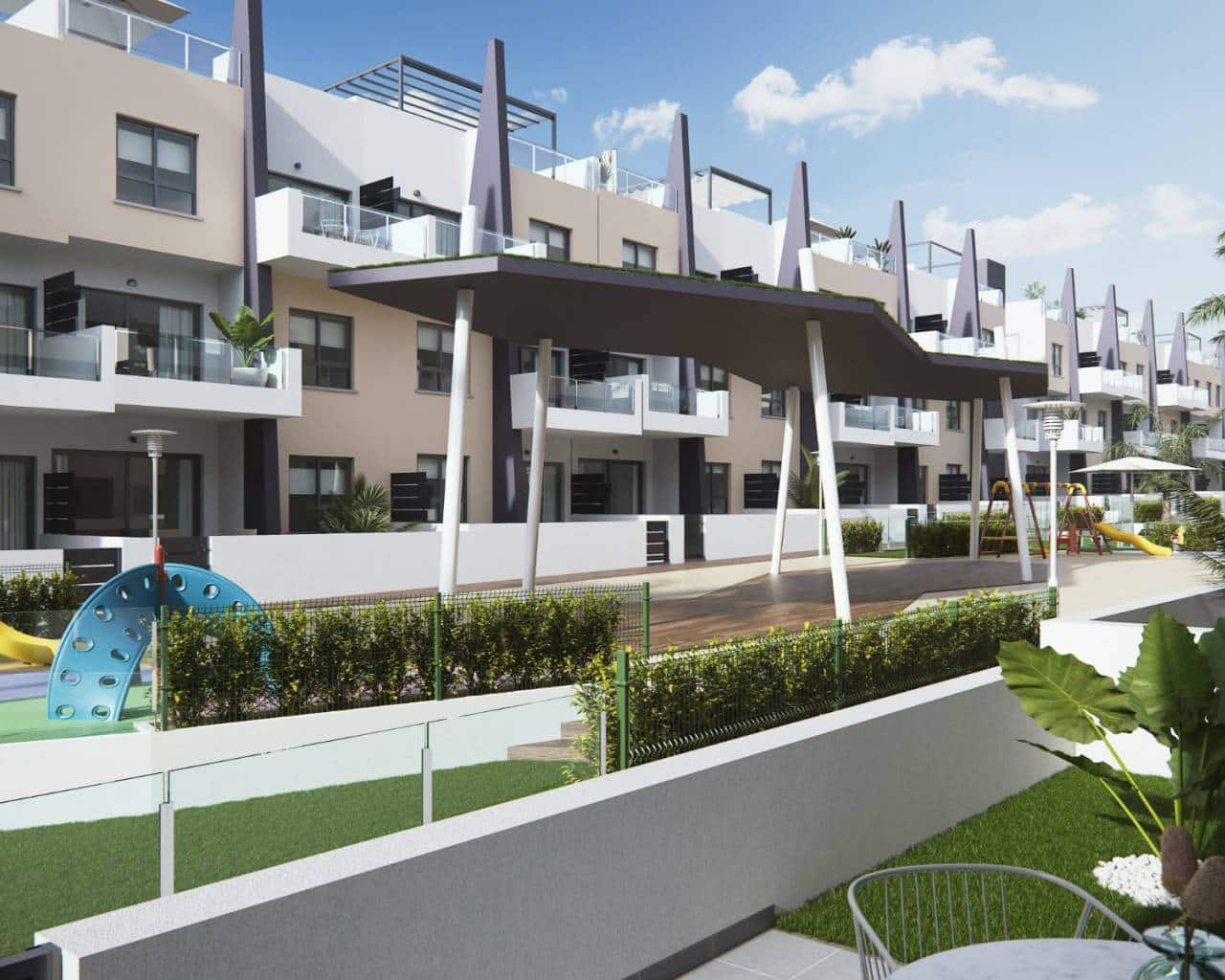 3 bedroom Apartment for sale in Mil Palmeras with pool garage - € 219,900 (Ref: 4301170)