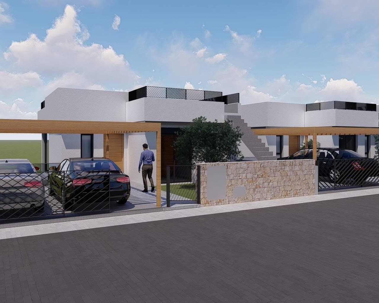 Chalet de 3 habitaciones en Polop en venta con piscina - 348.300 € (Ref: 4693656)