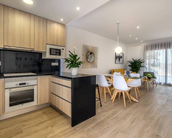 2 soveværelse Penthouse til salg i Paraje Natural med swimmingpool garage - € 189.900 (Ref: 5048718)