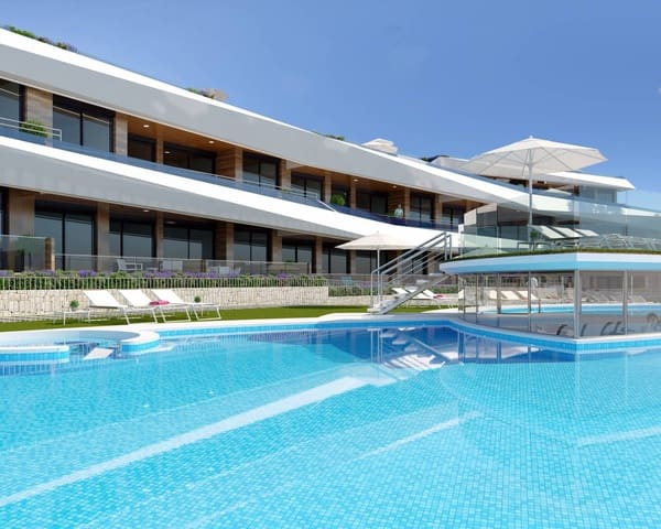 2 bedroom Apartment for sale in Gran Alacant with pool garage - € 245,000 (Ref: 5155459)