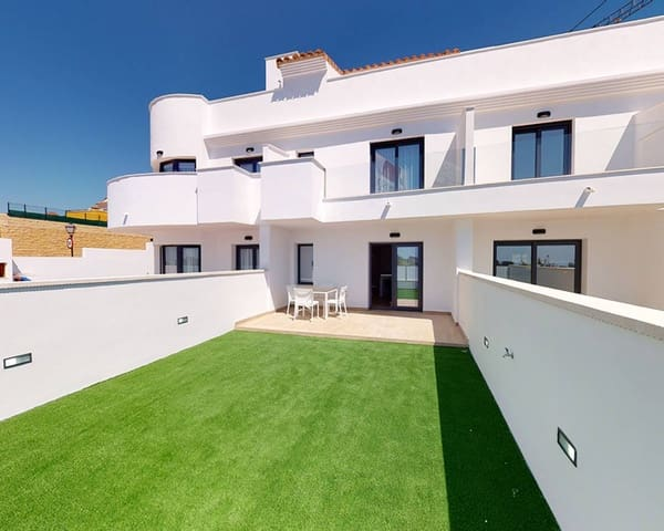 2 bedroom Townhouse for sale in Finestrat with pool - € 175,900 (Ref: 5260159)