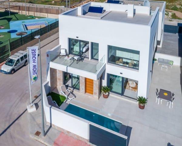 3 bedroom Villa for sale in Daya Vieja with pool - € 254,300 (Ref: 5708135)