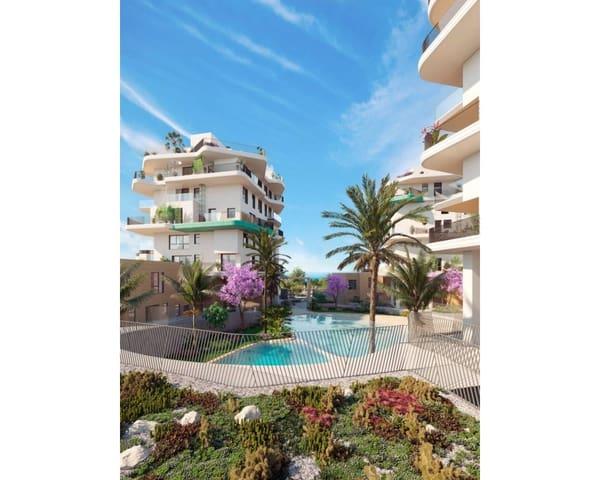 2 bedroom Apartment for sale in La Villajoyosa / Vila Joiosa with pool garage - € 275,550 (Ref: 5709482)