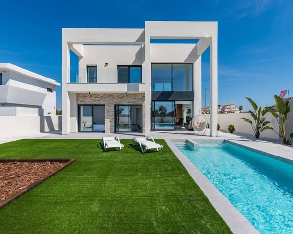 3 chambre Villa/Maison à vendre à La Marina avec piscine - 499 000 € (Ref: 5716595)