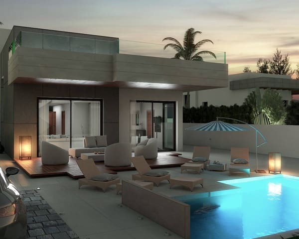 4 bedroom Villa for sale in Ciudad Quesada with pool - € 528,000 (Ref: 5716624)