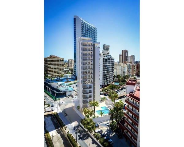 Apartamento de 3 habitaciones en Calpe / Calp en venta con piscina garaje - 525.000 € (Ref: 5716684)