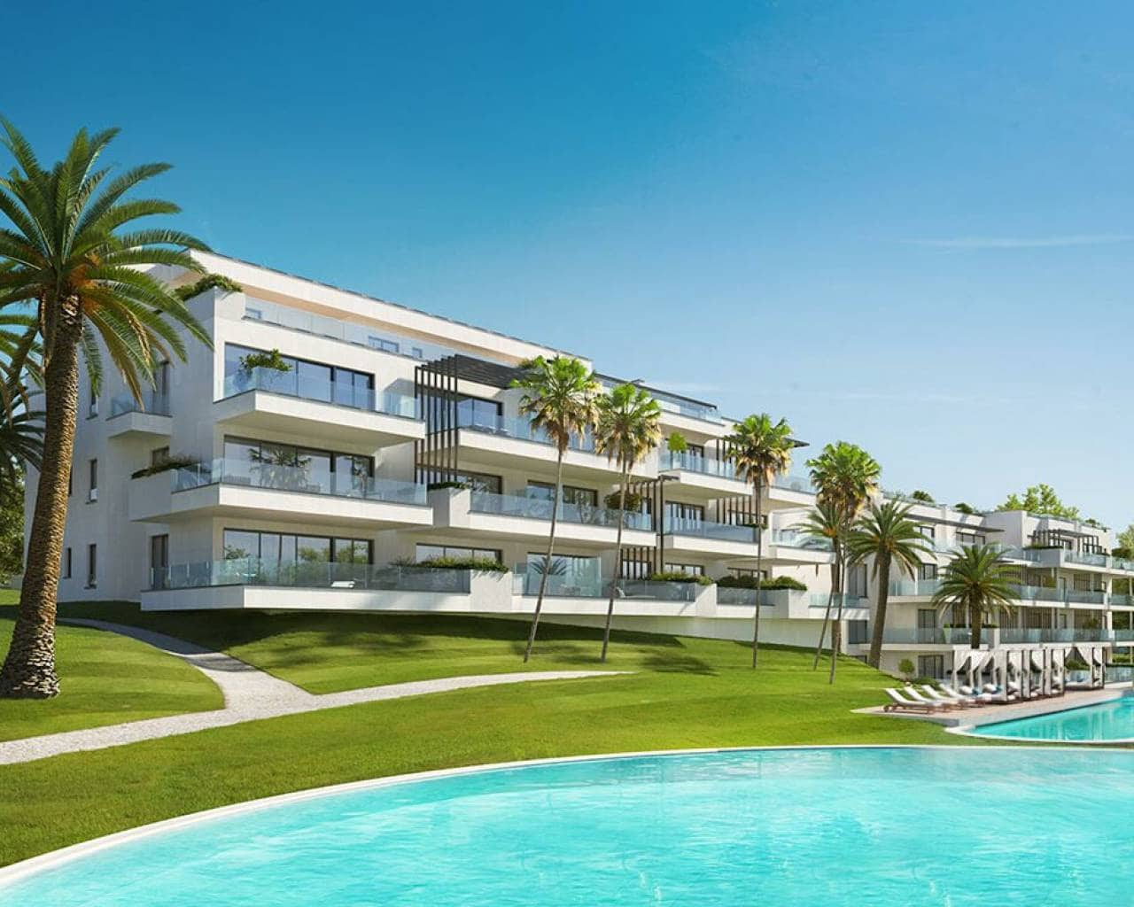 2 bedroom Apartment for sale in Orihuela Costa with pool garage - € 329,000 (Ref: 5750335)