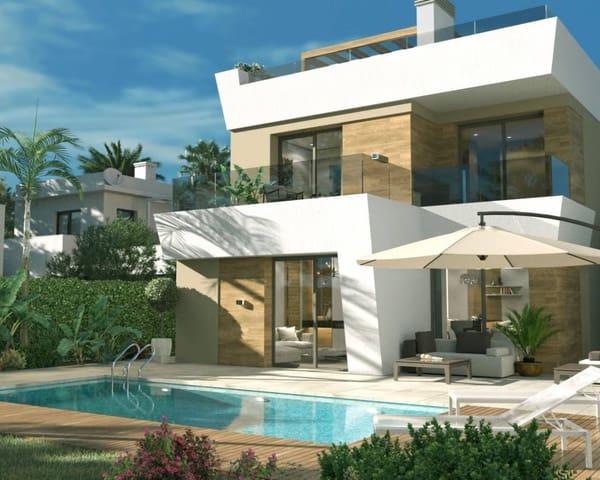 3 bedroom Villa for sale in Ciudad Quesada with pool - € 495,000 (Ref: 5891555)