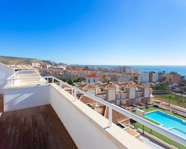 3 bedroom Apartment for sale in Santa Pola with pool - € 242,000 (Ref: 5994445)