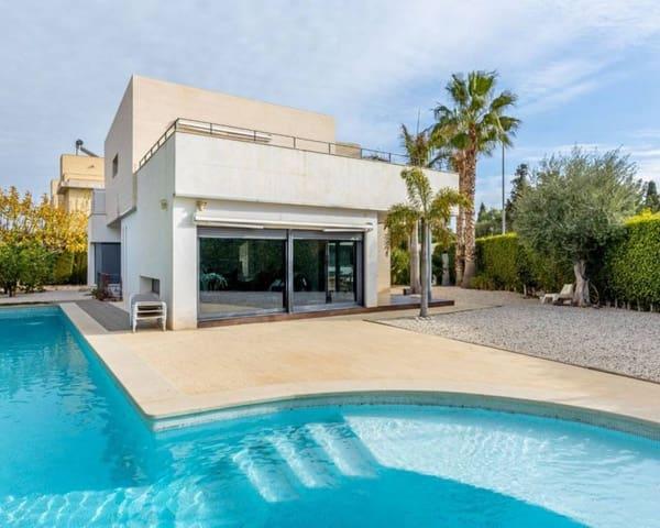 4 bedroom Villa for sale in El Campello with pool - € 1,250,000 (Ref: 6065911)