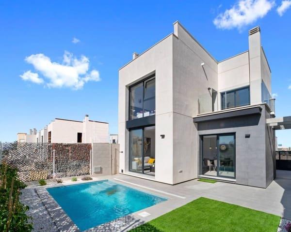 3 bedroom Villa for sale in Villamartin with pool - € 258,000 (Ref: 6122052)