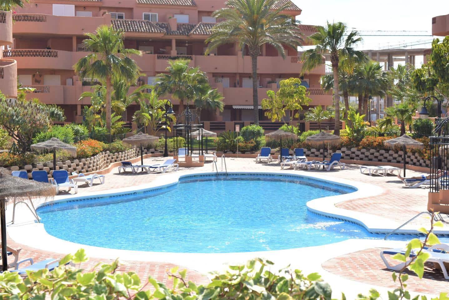 Piso de 2 habitaciones en Almerimar en venta con piscina garaje - 136.292 € (Ref: 5042837)