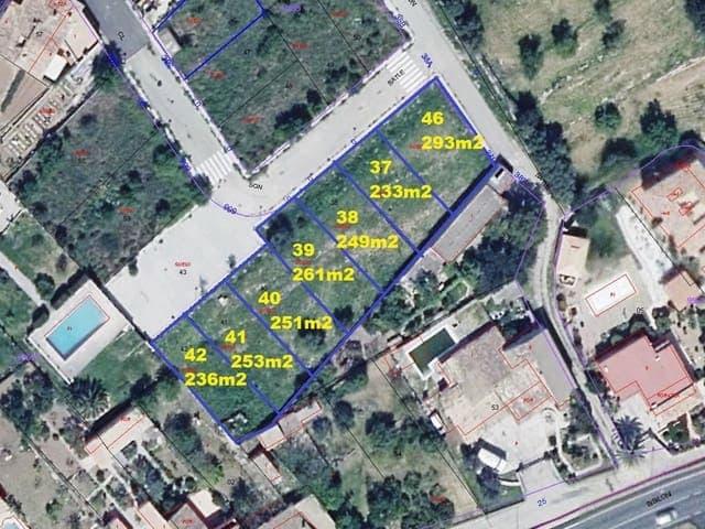 Grunde uden byggetilladelser til salg i Lloseta - € 1.530.000 (Ref: 4674779)