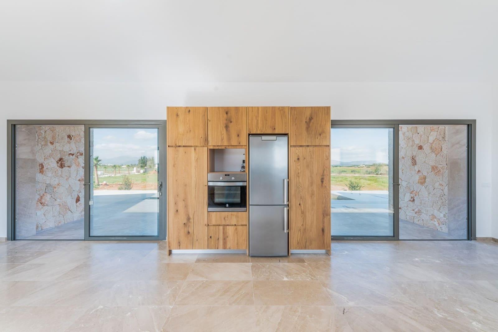 3 sovrum Finca/Hus på landet att hyra i Llubi med pool - 2 000 € (Ref: 5258256)