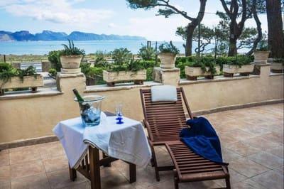 3 bedroom Semi-detached Villa for holiday rental in Alcudia - € 150 (Ref: 5288127)
