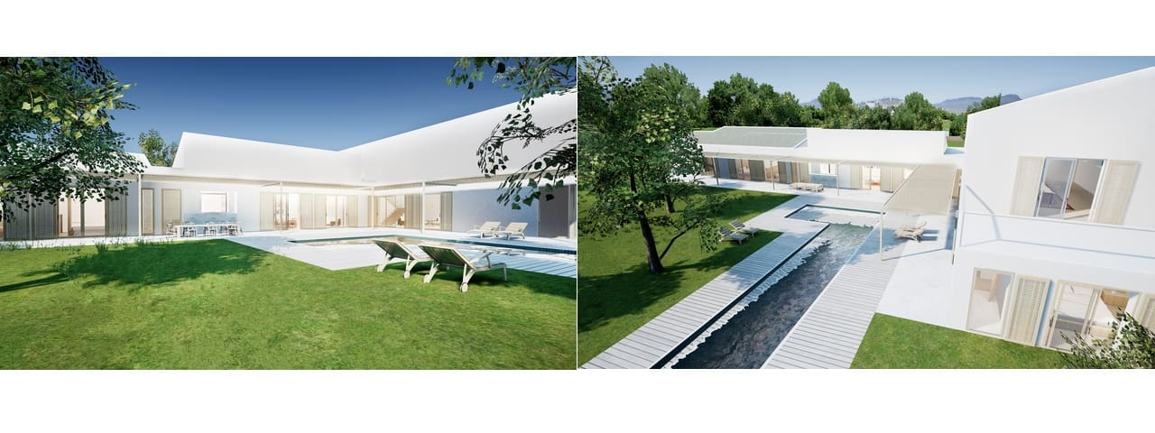 Grunde uden byggetilladelser til salg i Santa Margalida - € 265.000 (Ref: 5566996)