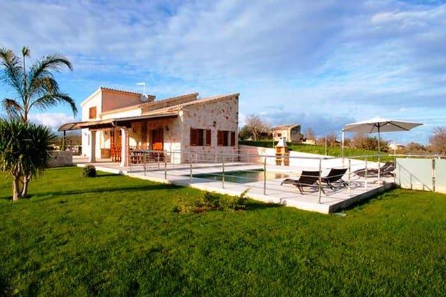 3 slaapkamer Finca/Landhuis te huur in Santa Margalida met zwembad - € 2.100 (Ref: 5644728)