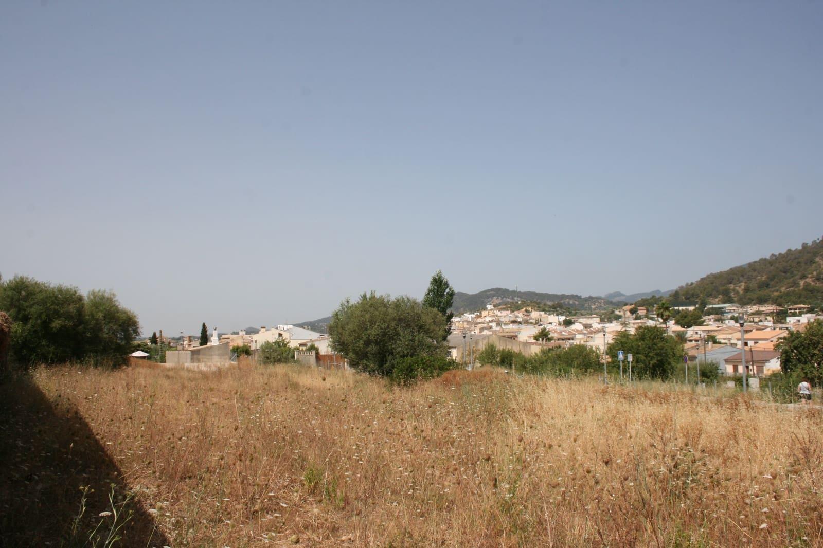 Terreno Não Urbanizado para venda em Lloseta - 200 000 € (Ref: 5772884)