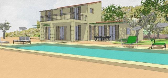 Ubebygd land til salgs i Sant Joan - € 295 000 (Ref: 5890308)