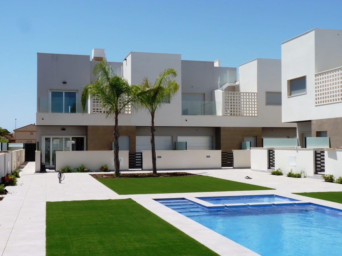 3 bedroom Apartment for sale in Pilar de la Horadada with pool - € 188,000 (Ref: 6192556)