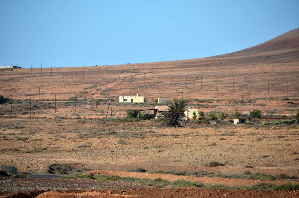 2 chambre Finca/Maison de Campagne à vendre à Llanos de la Concepcion avec garage - 176 000 € (Ref: 4566582)