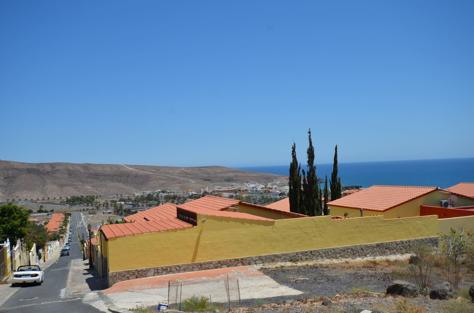 Adosado de 3 habitaciones en Tarajalejo en venta - 245.000 € (Ref: 4920457)