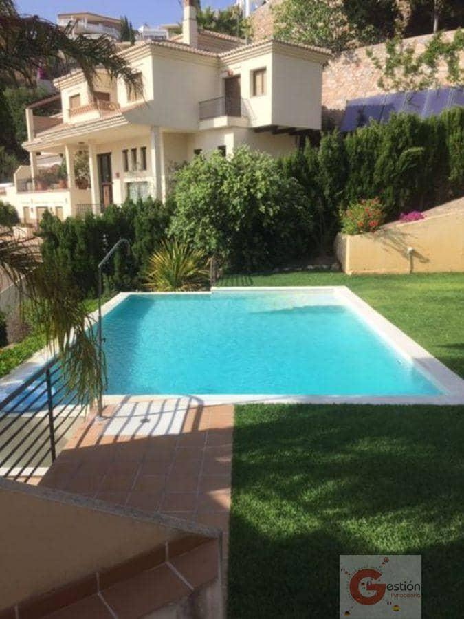 2 sovrum Villa att hyra i Cotobro med pool garage - 850 € (Ref: 5267272)