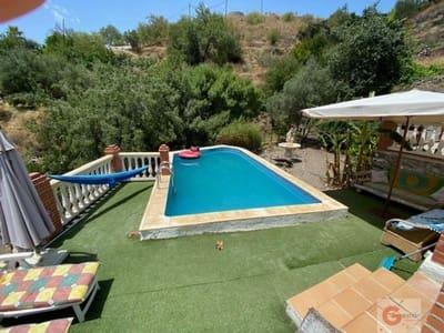 3 sovrum Finca/Hus på landet att hyra i Almunecar med pool garage - 950 € (Ref: 5445667)