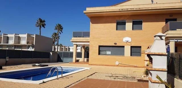 3 chambre Villa/Maison Mitoyenne à vendre à L'Ampolla avec piscine - 210 000 € (Ref: 4358427)