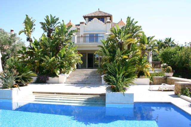 4 sypialnia Willa na sprzedaż w Las Chapas z basenem - 2 700 000 € (Ref: 3816293)