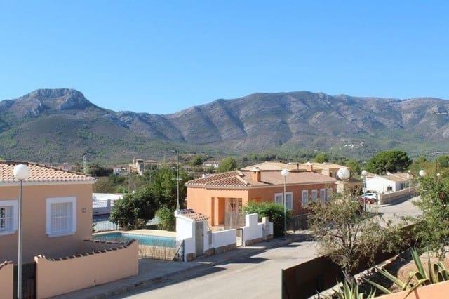 2 chambre Bungalow à vendre à Alcalali / Alcanali avec piscine garage - 129 000 € (Ref: 4501538)