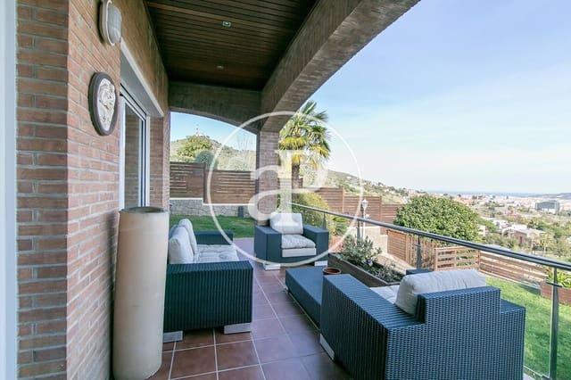 6 sovrum Villa till salu i Esplugues de Llobregat med pool garage - 1 800 000 € (Ref: 5300326)