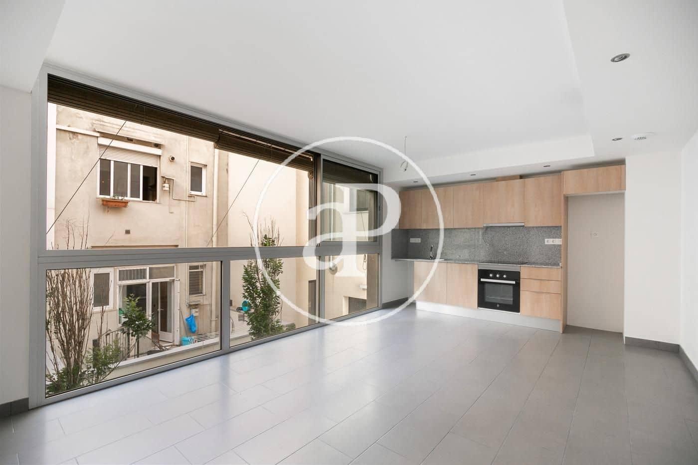 1 slaapkamer Flat te huur in L'Hospitalet de Llobregat - € 880 (Ref: 5301105)