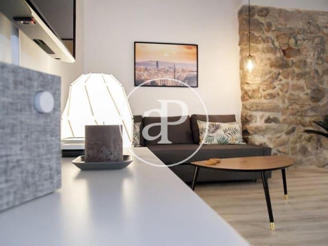 1 bedroom Flat for rent in Barcelona city - € 1,200 (Ref: 5305957)