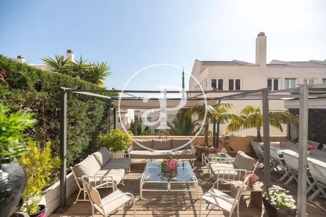 4 sovrum Villa till salu i Sant Just Desvern med pool garage - 945 000 € (Ref: 5357236)