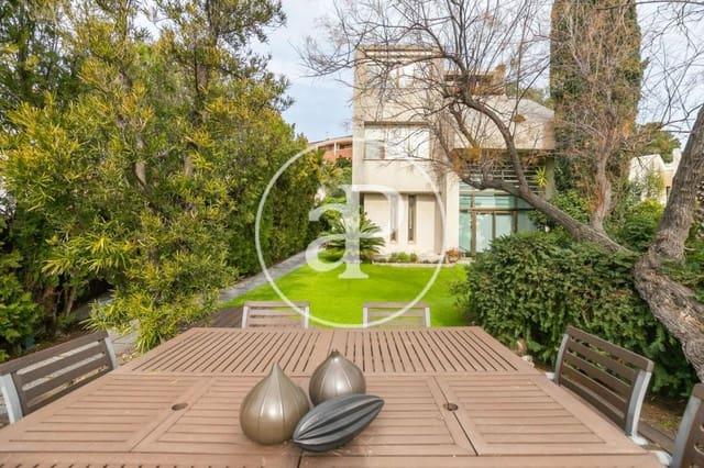 4 bedroom Villa for sale in Esplugues de Llobregat with garage - € 1,950,000 (Ref: 5403391)